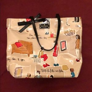 Kate Spade Limited Edition Cocktail Tote